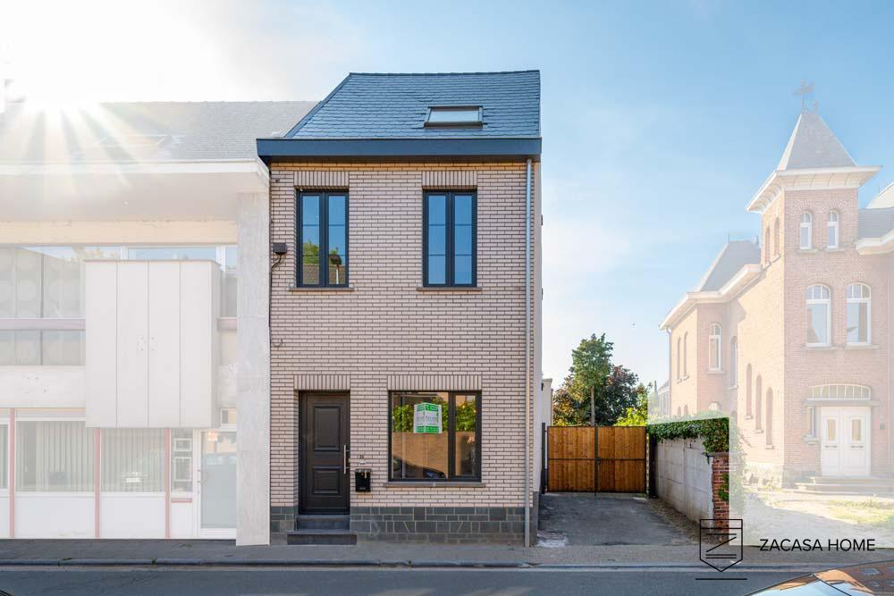 Half open bebouwing @ Hofstade, Hoogstraat 25