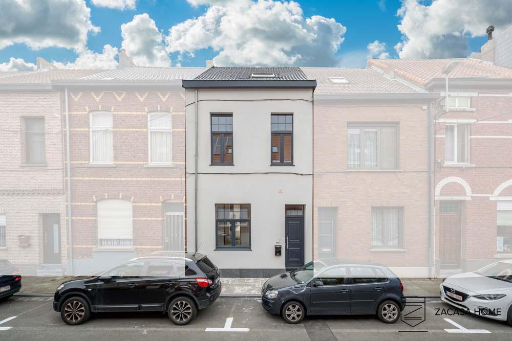 Gesloten bebouwing @ Aalst, Groenstraat 242