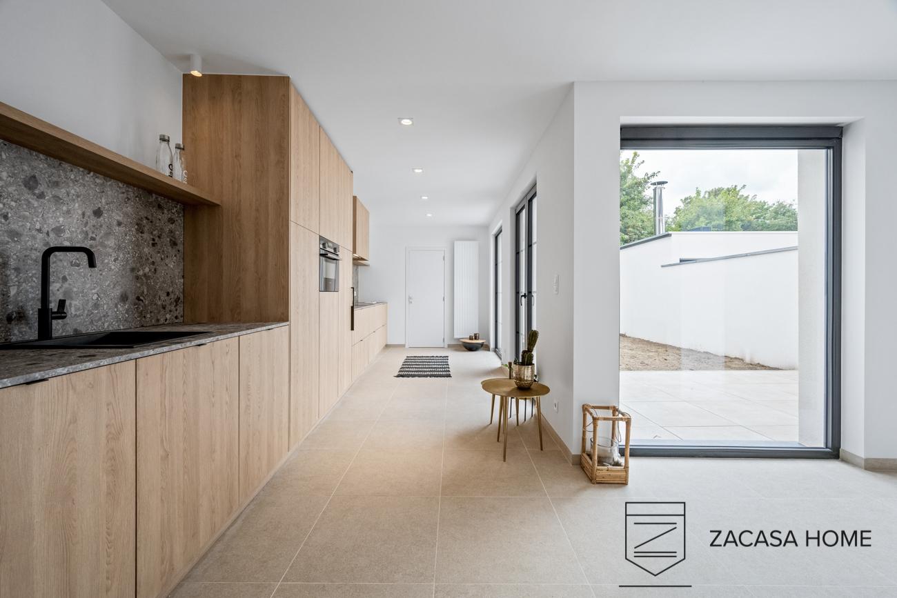 Gerenoveerde woning met 3slpk en tuin @ Erpe-Mere, Vijverstraat 9